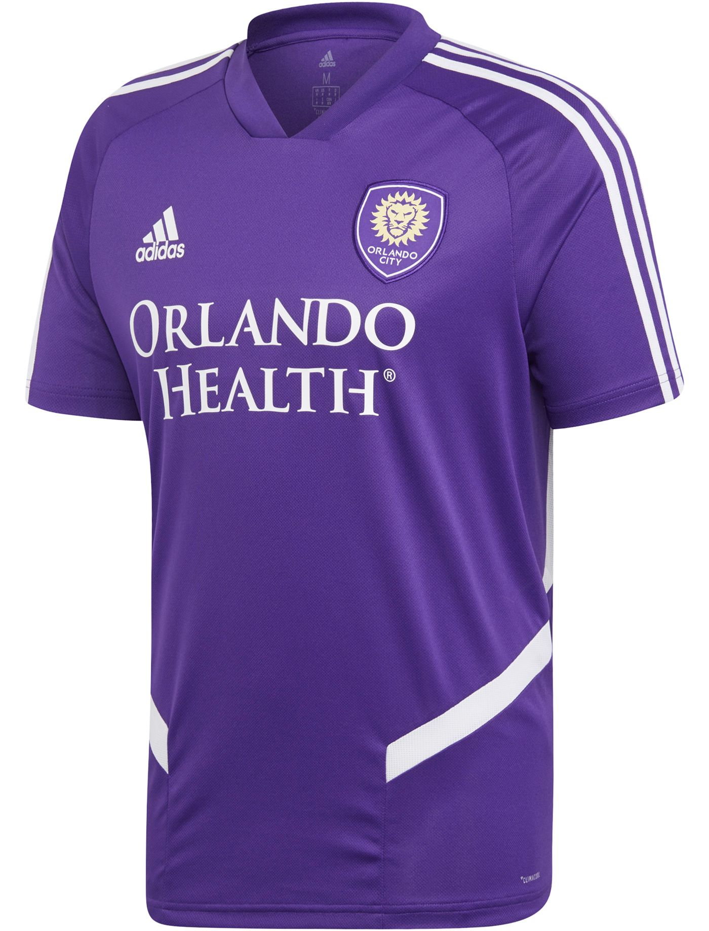 adidas Men's Orlando City Purple Training Top