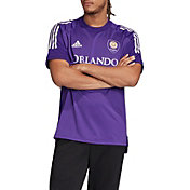 adidas Men's Orlando City Purple Training Jersey