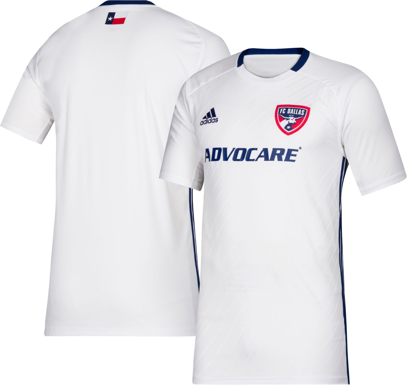 adidas Men's FC Dallas Secondary Replica Jersey
