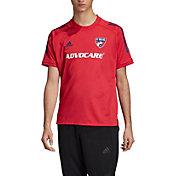 adidas Men's FC Dallas Red Training Jersey