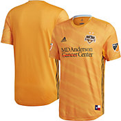 adidas Men's Houston Dynamo Primary Authentic Jersey