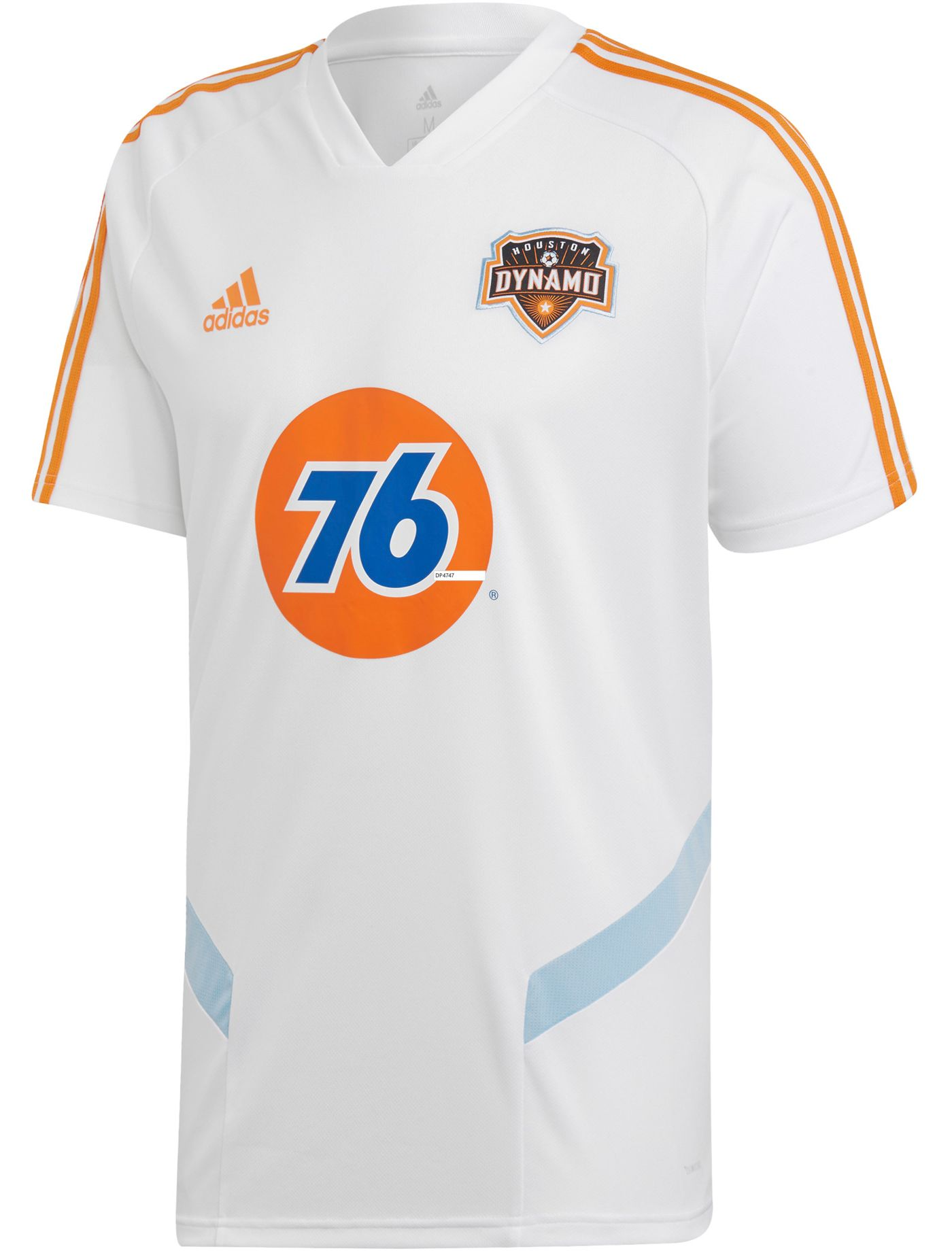 adidas Men's Houston Dynamo White Training Top