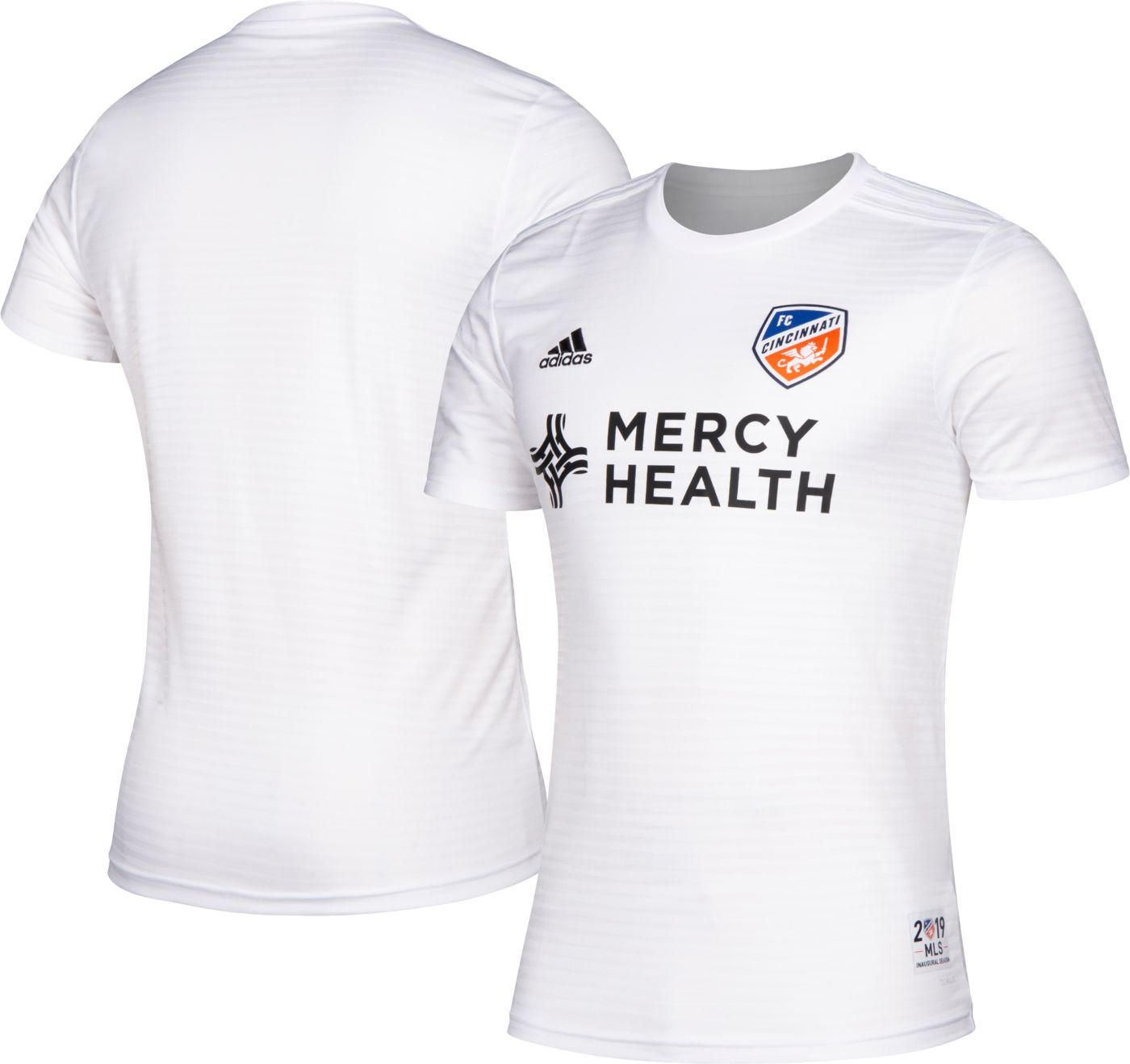 adidas Men's FC Cincinnati Secondary Replica Jersey
