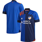 adidas Men's FC Cincinnati '20 Primary Authentic Jersey