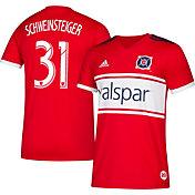 adidas Men's Chicago Fire Bastian Schweinsteiger #19 Primary Replica Jersey