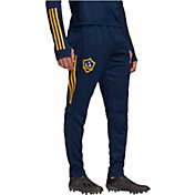 adidas Men's Los Angeles Galaxy Navy Training Pants