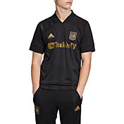 adidas Men's Los Angeles FC '20 Primary Authentic Jersey