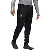 adidas Men's Los Angeles FC Black Training Pants