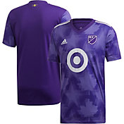 adidas Men's 2019 MLS All-Star Game Purple Replica Jersey