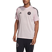 adidas Men's Inter Miami CF Pink Training Jersey