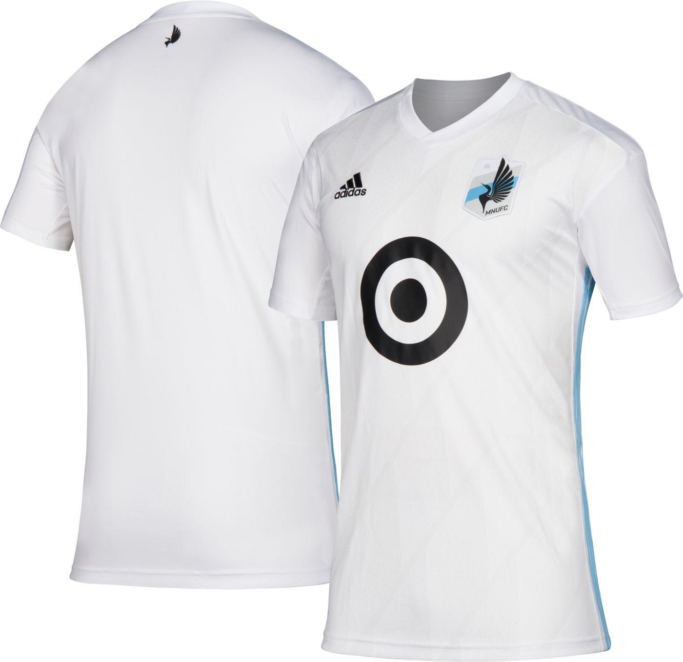 adidas Men's Minnesota United FC Secondary Replica Jersey
