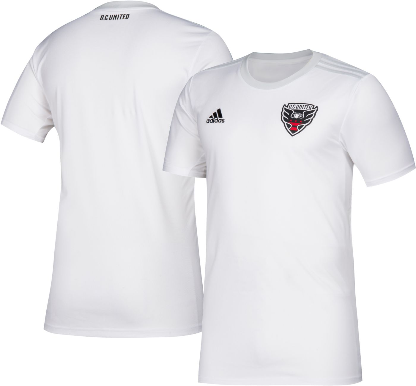 adidas Men's D.C. United Secondary Replica Jersey