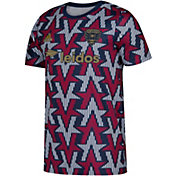 adidas Men's D.C. United Americana Prematch Jersey