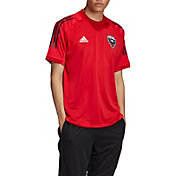 adidas Men's D.C. United Red Training Jersey