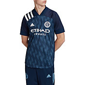 adidas Men's New York City FC '20 Secondary Authentic Jersey
