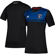 adidas Men's San Jose Earthquakes Primary Replica Jersey