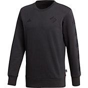 adidas Men's Colorado Rapids Tango Black Crew Sweatshirt