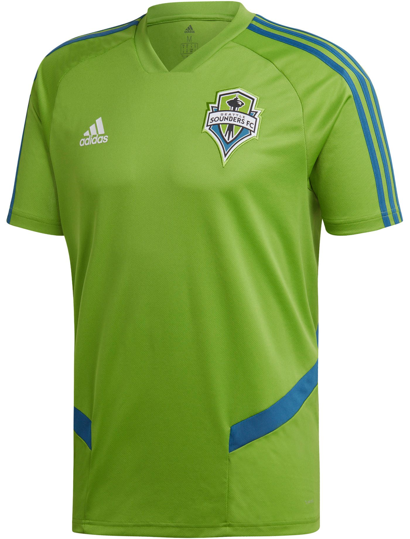 adidas Men's Seattle Sounders Green Training Top