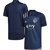 adidas Men's Sporting Kansas City '20 Secondary Authentic Jersey