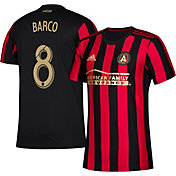 adidas Men's Atlanta United Ezequiel Barco #8 Primary Replica Jersey