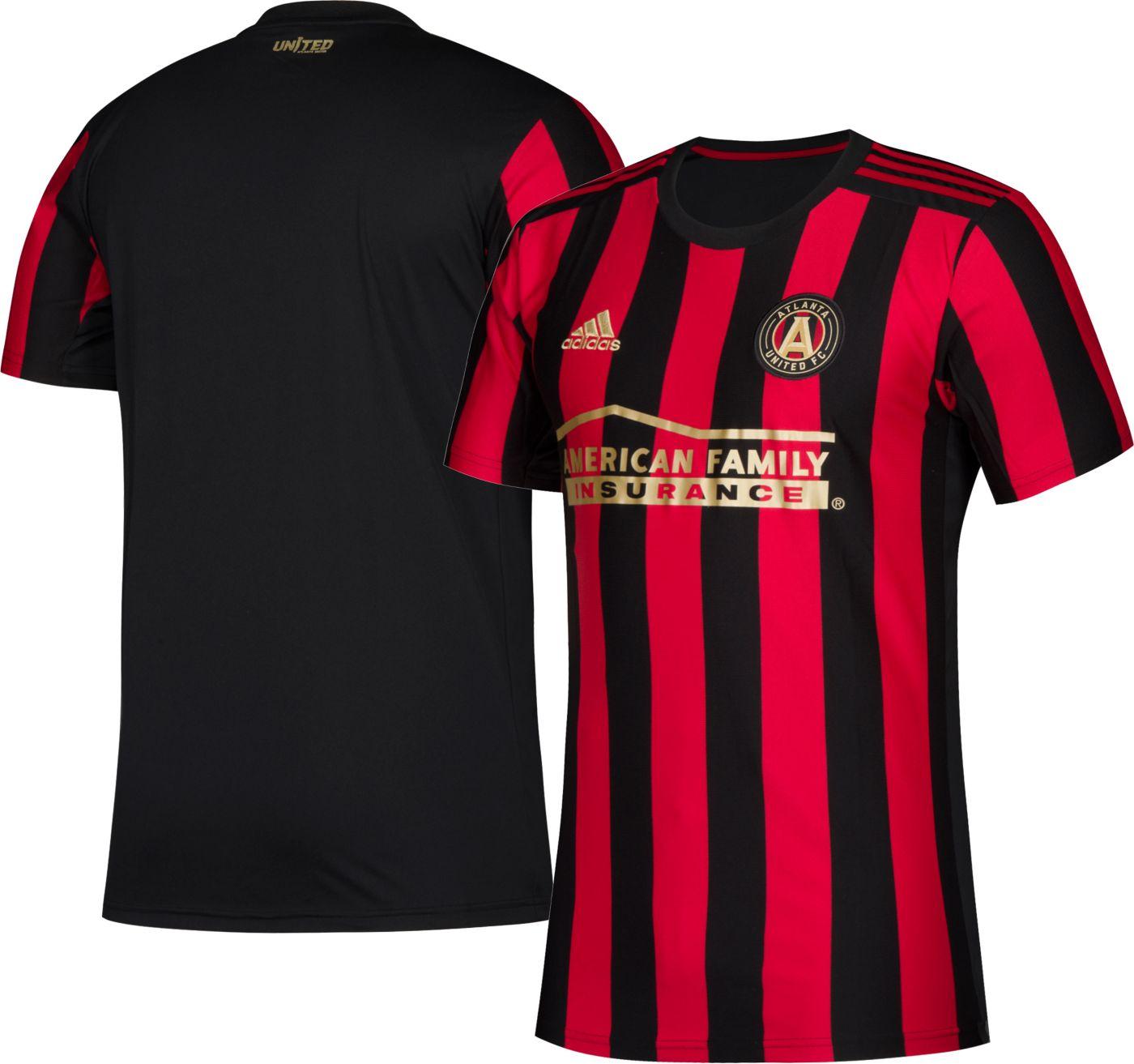 adidas Men's Atlanta United Primary Replica Jersey