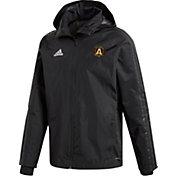 adidas Men's Atlanta United Coaches Black Full-Zip Jacket