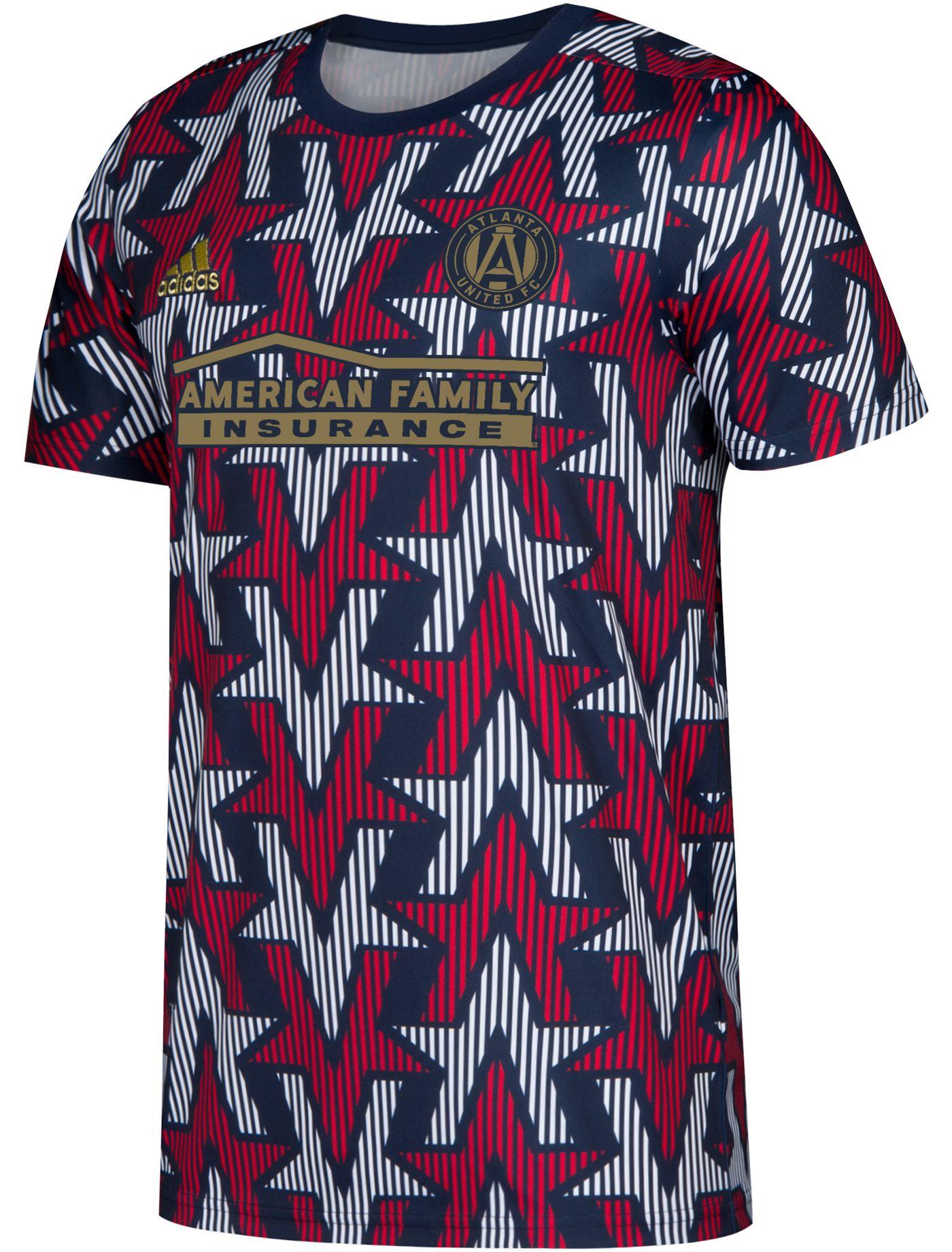 adidas Men's Atlanta United Americana Prematch Jersey