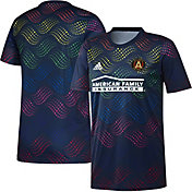 adidas Men's Atlanta United Pride Prematch Jersey
