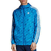 adidas Originals Men's Monogram Windbreaker Jacket