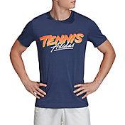 adidas Men's Script Tennis T-Shirt
