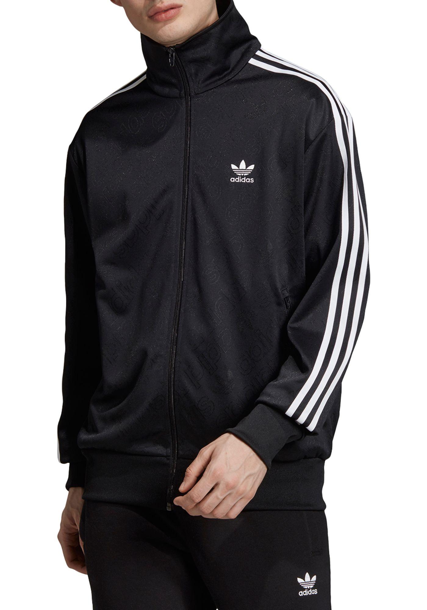 adidas Originals Men's Monogram Track Jacket