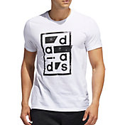 adidas Men's Scatter Amplifier Graphic T-Shirt