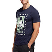 adidas Men's Global Citizens International Amplifier Graphic T-Shirt