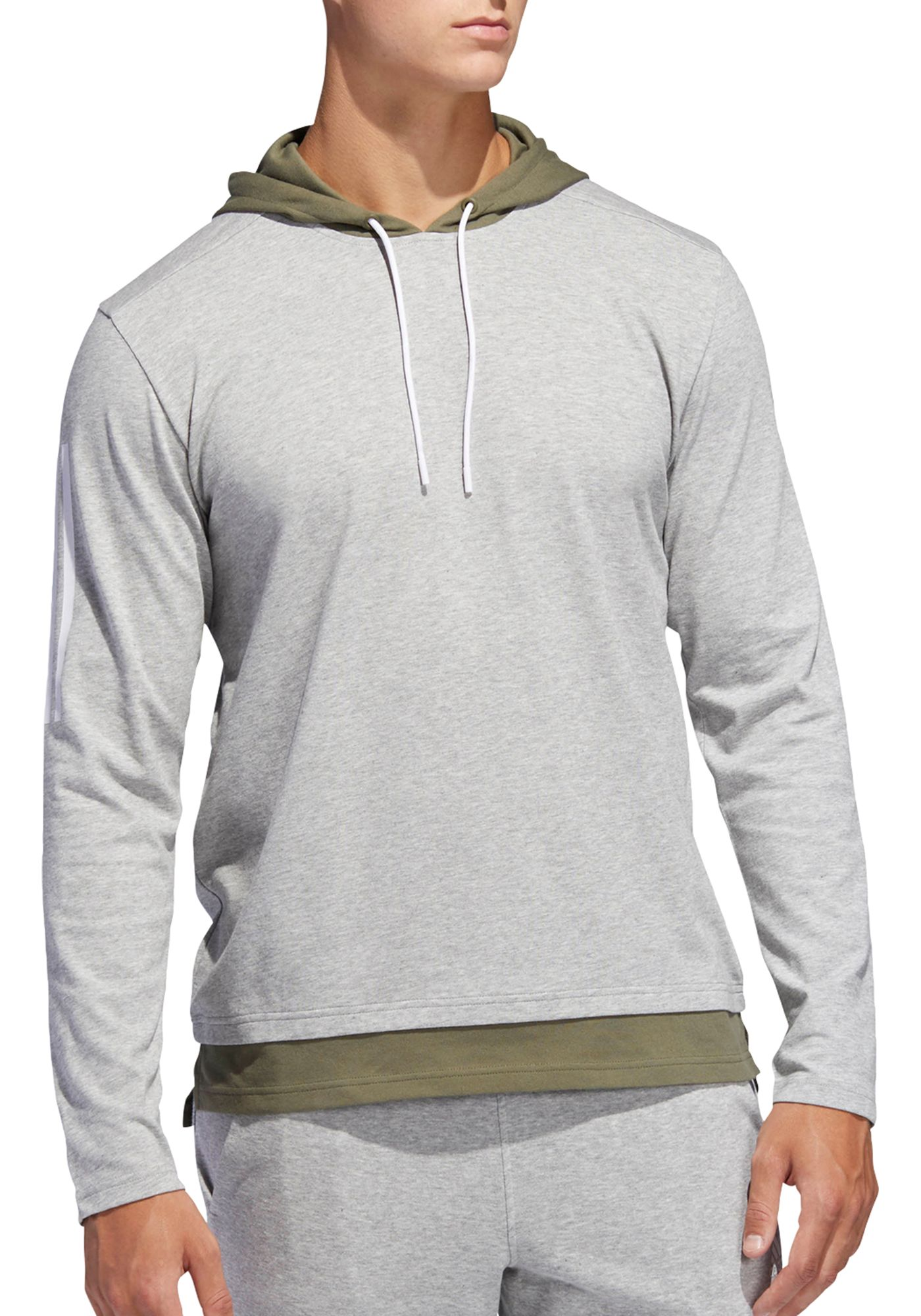 adidas Men's Sport To Street Hoodie (Regular and Big & Tall)