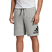 adidas Men's Must Haves Badge Of Sport French Terry Shorts