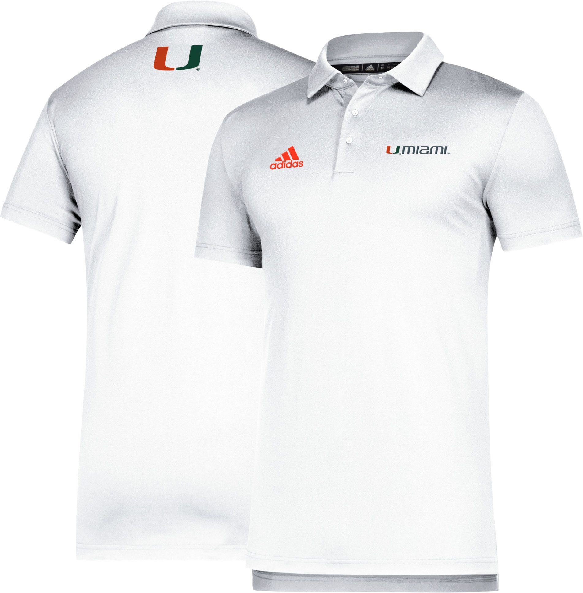 Mens Multi-Sport L Black Melange//White adidas Game Mode Polo