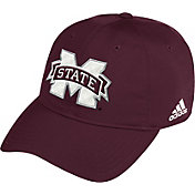 adidas Men's Mississippi State Bulldogs Maroon Coach Slouch Sideline Hat