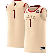 adidas Men's Indiana Hoosiers #1 'Celebrating Black Culture' Replica Basketball Jersey
