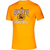 adidas Men's Arizona State Sun Devils Gold Classics Basketball T-Shirt