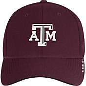adidas Men's Texas A&M Aggies Maroon Coach Stretch Flex Fitted Hat