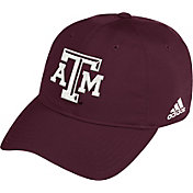 adidas Men's Texas A&M Aggies Maroon Coach Slouch Sideline Hat