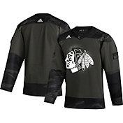 adidas Men's Chicago Blackhawks Camo Authentic Pro Jersey