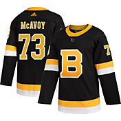 adidas Men's Boston Bruins Charlie McAvoy #73 Authentic Pro Alternate Jersey