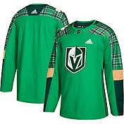 adidas Men's 2019 St. Patrick's Day Vegas Golden Knights Authentic Pro Jersey