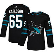 adidas Men's San Jose Sharks Erik Karlsson #65 Authentic Pro Alternate Jersey