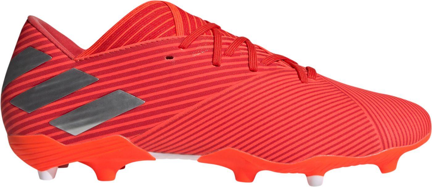 adidas Men's Nemeziz 19.2 FG Soccer Cleats