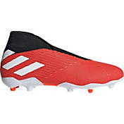 adidas Men's Nemeziz Laceless 19.3 FG Soccer Cleats