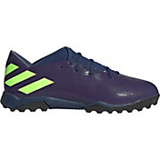 adidas Men's Nemeziz Messi 19.3 Turf Soccer Cleats