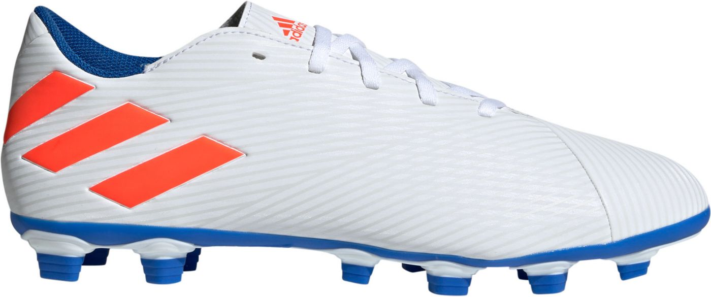 adidas Men's Nemeziz Messi 19.4 FxG Soccer Cleats