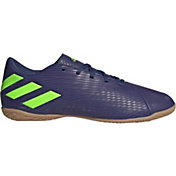 adidas Men's Nemeziz Messi 19.4 Indoor Soccer Shoes